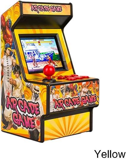 Amazon Com Mini Arcade Handheld Game Console Classic Retro New