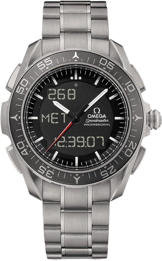 Omega Speedmaster Skywalker X-33 Titanium Mens Watch 31890457901001
