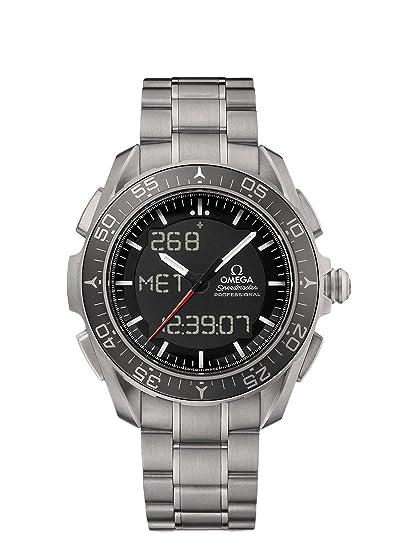 Omega Speedmaster Skywalker X-33 Titanio 31890457901001 – Reloj de hombre