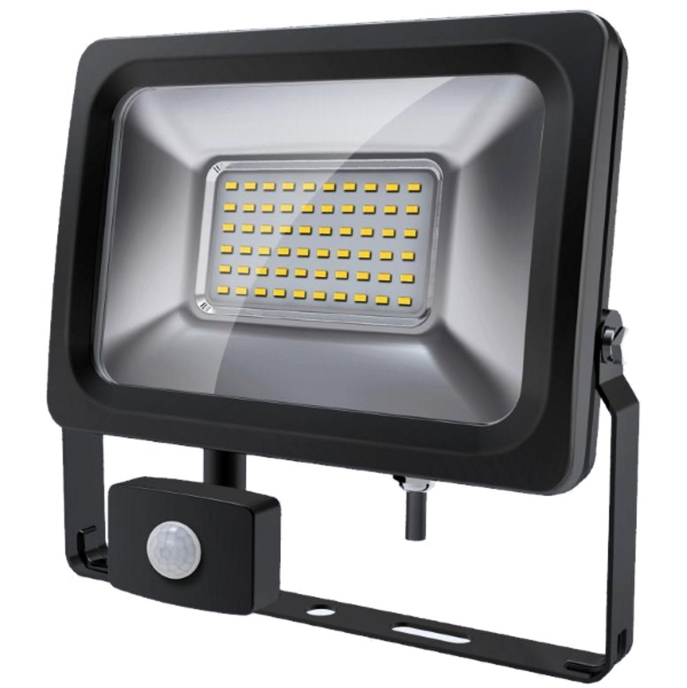 Matrix Lighting br-fl20ir Proyector LED con detector de movimiento ...