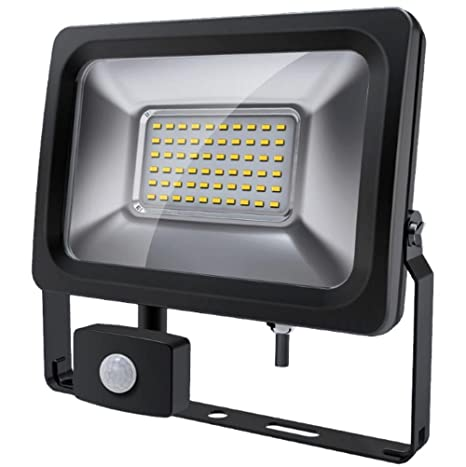 Matrix Lighting br-fl20ir Proyector LED con detector de movimiento ...