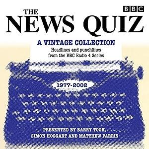 The News Quiz: A Vintage Collection Radio/TV Program
