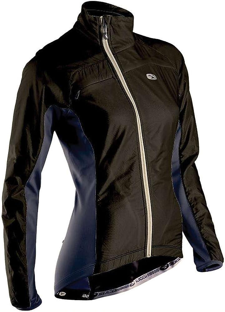 Sugoi Firewall 180 Jacket Ladies Cycle Coat Top Running Cycling Jackets