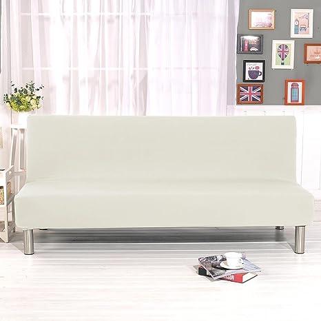 Knowled Funda de sofá sin Brazos elástica, Protector de ...