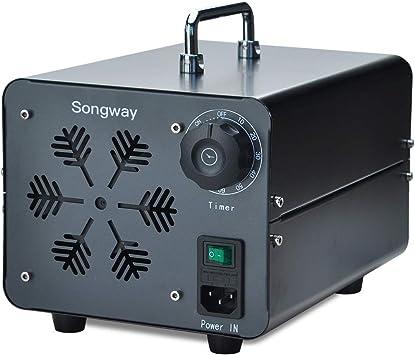 Songway Commercial Ozone Generator Eliminador de olores ...