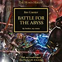 Battle for the Abyss: The Horus Heresy, Book 8 Audiobook by Ben Counter Narrated by Gareth Armstrong
