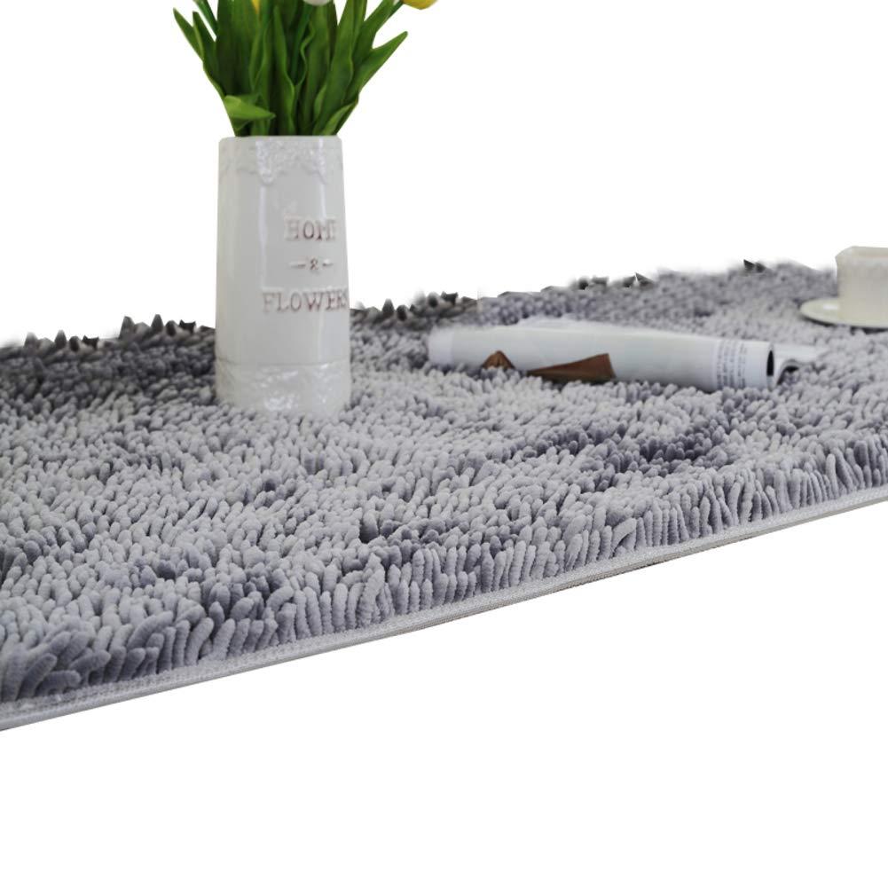 YU&AN Engrosamiento de Franela ventanal Amortiguador,Moderno Ventana de Bench Mat,Estera de Ventana sofá,Cojín de Ventana Flotante,Simple y Antideslizante,para Sala de Estar Dormitorio-A 60x200x3cm(24x79x1inch) a1d166