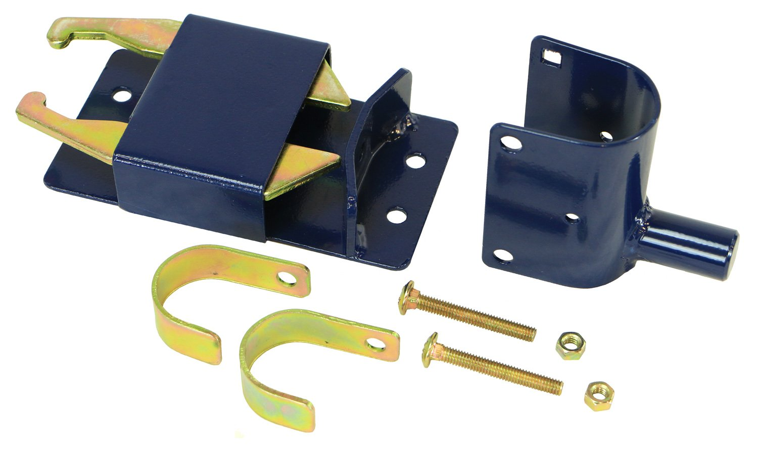 RanchEx 102550 Gate Latch - Outside Diameter for Round Tube Gates 2 Way 1-5/8'' to 2''