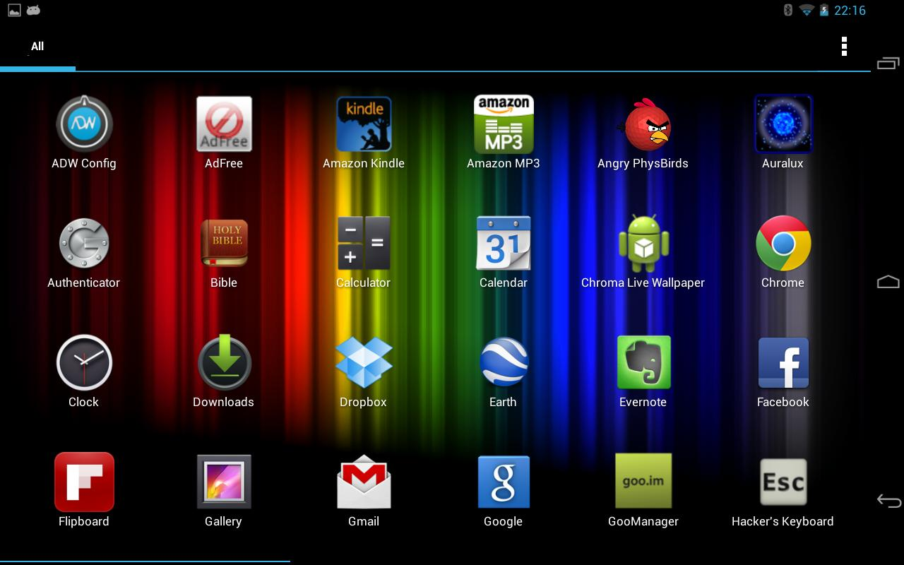 Amazon com: Chroma Live Wallpaper: Appstore for Android