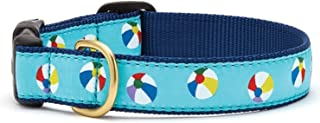 product image for Up Country Colorful Beach Balls Premium Ribbon Dog Collar by