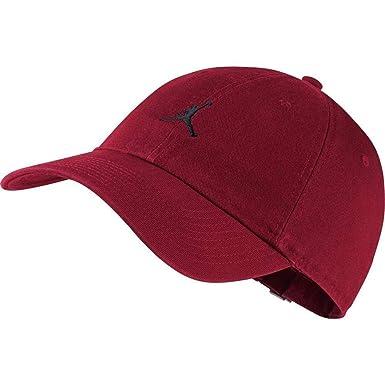 Jordan Cap - Heritage86 Jumpman Floppy red Black Size  Adjustable ... f0bcb6beac48