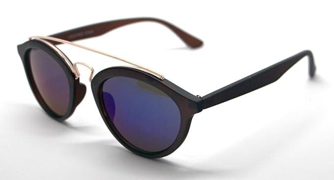 Gafas de Sol Hombre Mujer Espejo Lagofree W7024: Amazon.es ...
