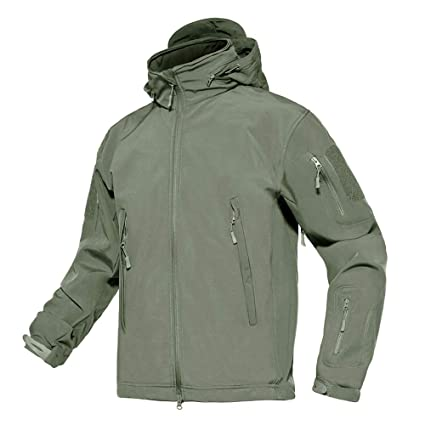 Jackets Refire Gear Winter Tactical Hooded Fleece Jacket Men Warm Thicken Army Jacket Military Clothing Many Pockets Hoodie Coat For Man Durable In Use