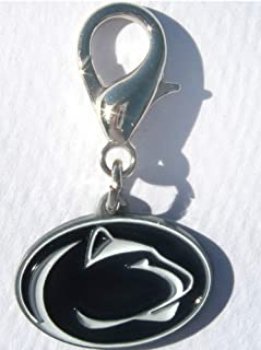 product image for Diva-Dog NCAA 'Penn State Nittany Lions' Licensed College Team Dog Collar Charm