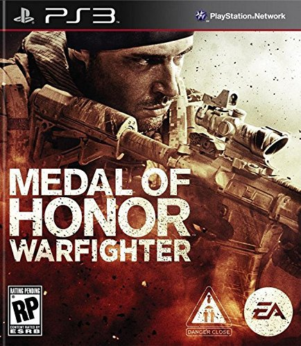 Medal of Honor: Warfighter - PS3 -