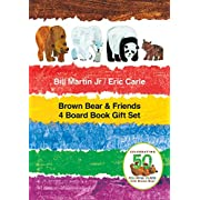Brown Bear & Friends 4 Board Book Gift Set (Brown Bear and Friends)