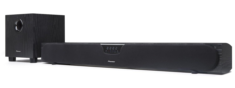 Pioneer Sound Bar >> Amazon Com Pioneer Sp Sb23w Andrew Jones Soundbar System Home