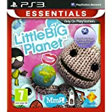 Little Big Planet Essentials Sony Playstation 3 PS3 Game UK PAL