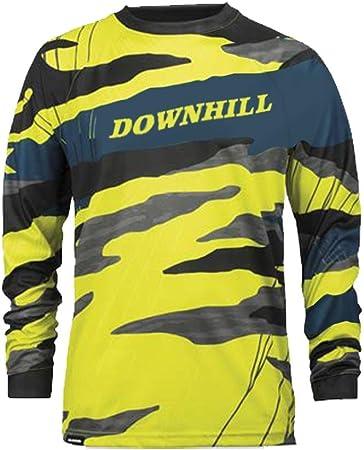 Uglyfrog MX Race Camisa Thor Sector Jersey para Motociclismo ...