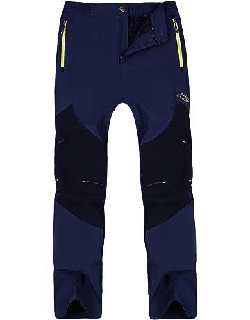 83f44d22e Singbring Outdoor Lightweight Waterproof Hiking Mountain Pants for Men Women