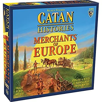 Catan Histories: Merchants of Europe: Toys & Games