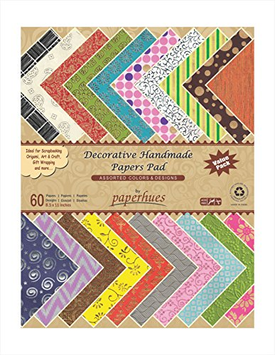 Decoupage Pad (Paperhues Decorative Scrapbook Papers 8.5x11