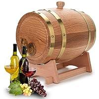 Barril de Vino de Madera de Roble Vintage