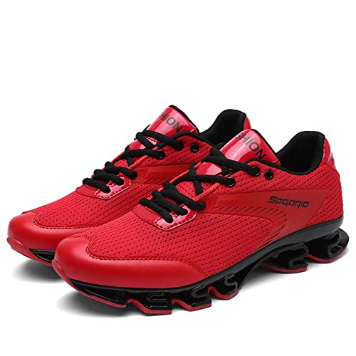 Zapatos Hombre Verano Mocasines Hombres De Moda Transpirable Hip Hop Cool Blade Sole Sport Sneakers Running Shoes: Amazon.es: Zapatos y complementos