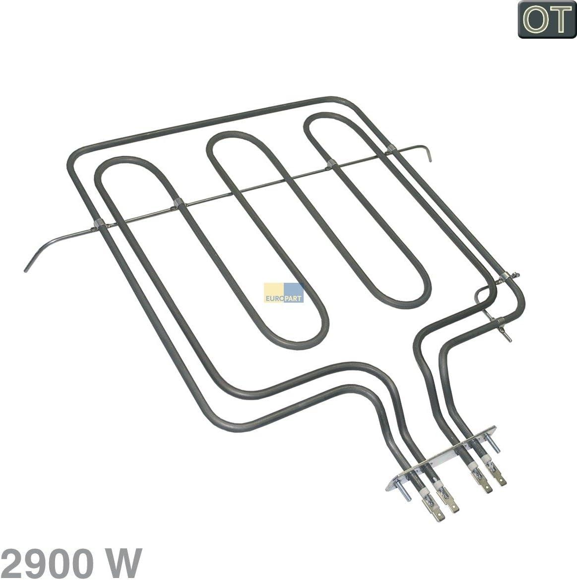 Backofen Heizung Unterhitze unten 1100W 606417 Siemens Bosch Privileg Quelle