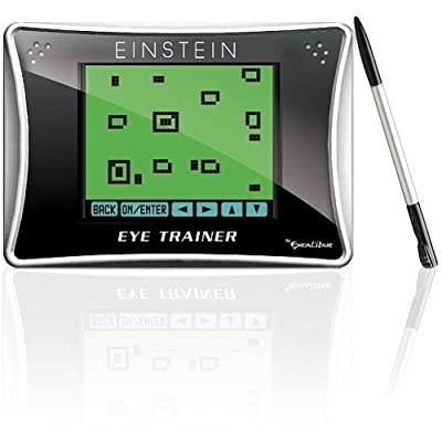 Excalibur Einstein Eye Trainer - ET450: Health & Personal Care