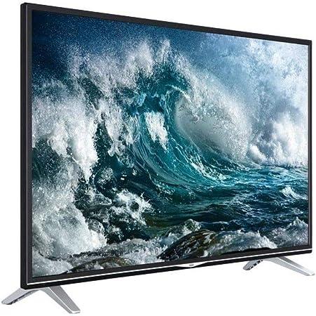 Haier LED 55&rdquo LEU55V300S, UHD 4K, Smart TV, Plastico, Negro, 10: Amazon.es: Hogar