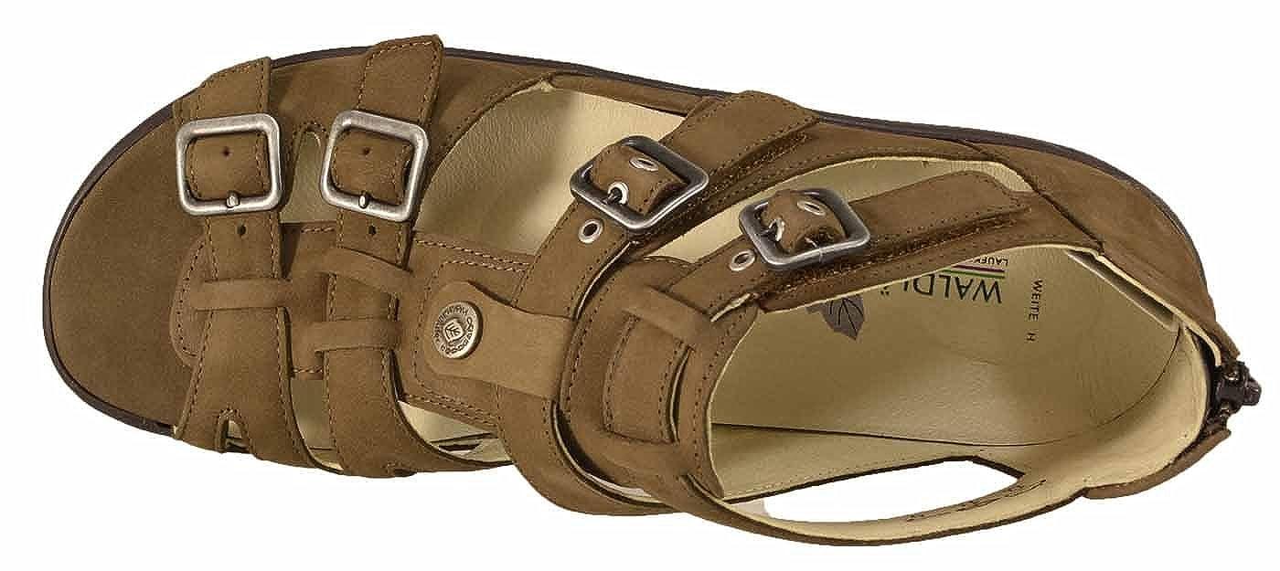Braun Sandaletten Denver Damen 046 Komfort 200294 191 Sandalette 582002 Waldläufer sxCrdthQ