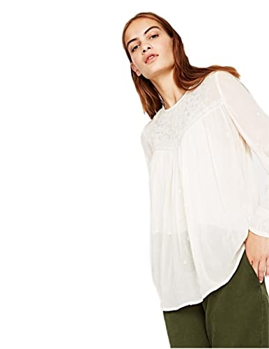 Pepe Jeans Blusa Adele Beige S