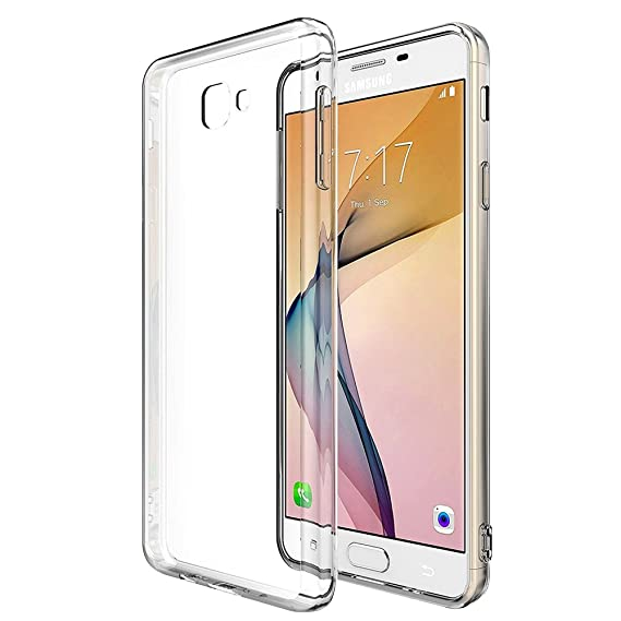 free shipping 04b12 d117b MTT Transparent Soft Jelly back case cover for Samsung Galaxy J5 Prime