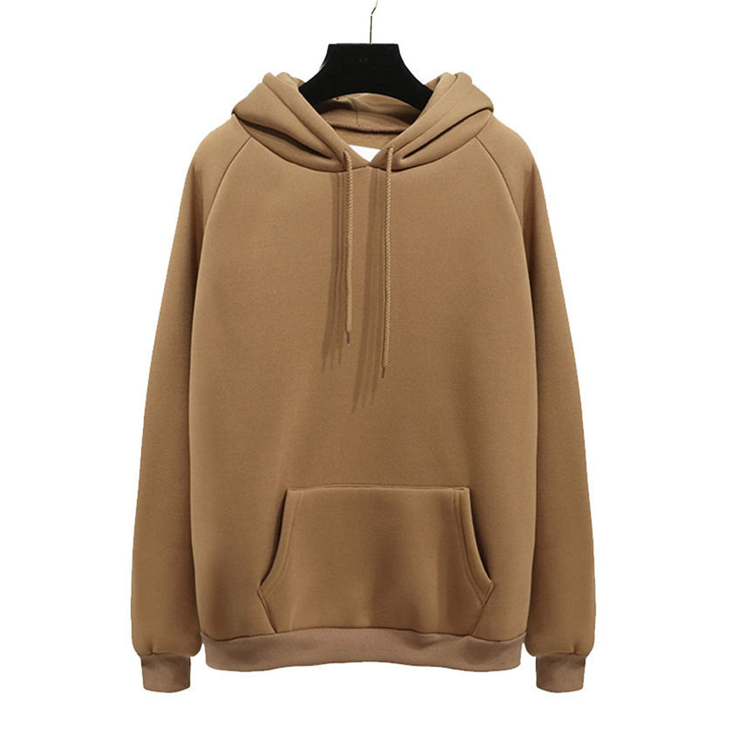 George Gouge Fashion Harajuku Lotus Root Pink Pullover Thick Loose Women Hoodies Sweatshirts Female Casual