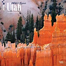 Utah, Wild & Scenic 2016 Square 12x12 (Multilingual Edition) by Browntrout Publishers (2015-07-15)