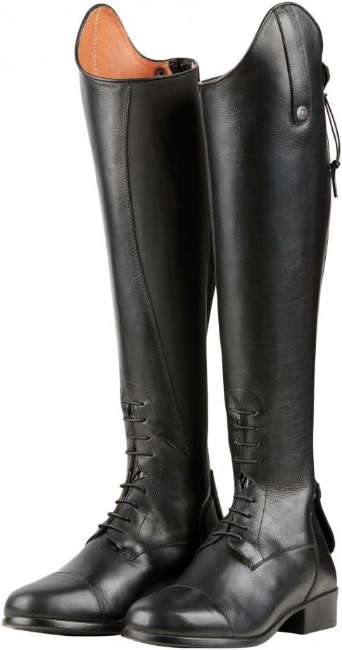 Dublin Holywell Tall Field Boots 7.5 Slim Regular Black