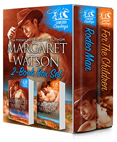 Cameron Cowboys Bundle (Rodeo Man, For the Children) cover