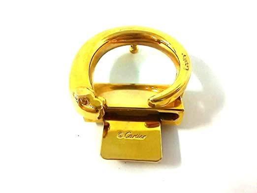 big sale 1b049 94a0e Amazon.co.jp: (カルティエ)Cartier 小物 パンテール ゴールド ...