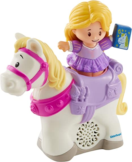 Fisher-Price Disney Princess Rapunzel & Maximus by Little People