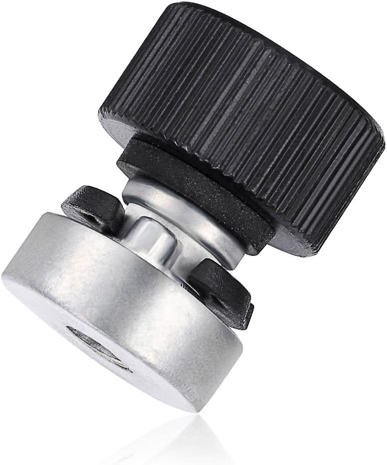 ClipsOne Seat Bolt Screw Cap with Nut For Harley Davidson Touring Road King 1996-2016