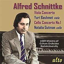 Schnittke: Viola & Cello (No.1) Concertos