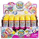 Pikmi Pops Pushmi Ups Full Case Of 18 Scented Confetti Plush Push Up Pops with Box