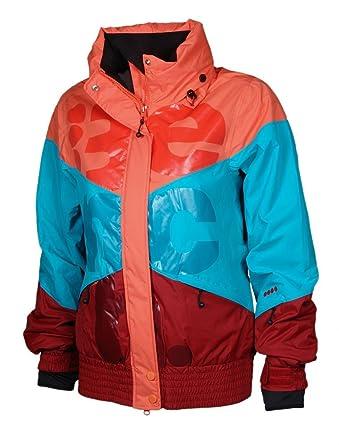 Killtec Mirton Herren Funktions Skijacke Snowboardjacke Winterjacke Rot Neu