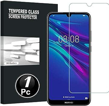 Huawei Y5 2019 Protector de Pantalla, Scott-ES Vidrio Templado ...