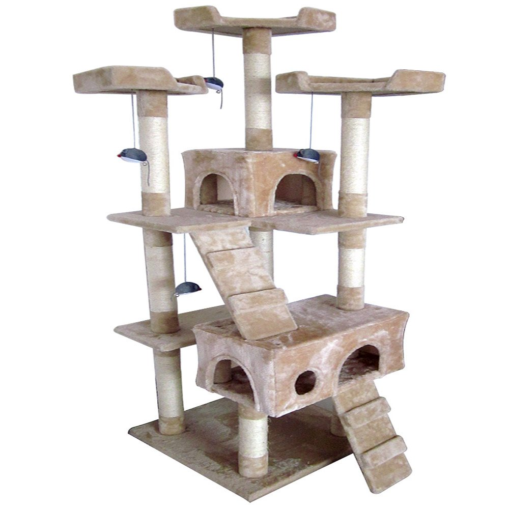 Cat Tree Scratching Post 170 cm