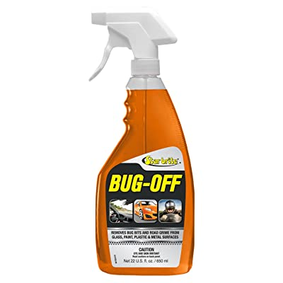 Star brite Bug Off - All Surface Automotive Insect Remover - 22 oz Spray (92722): Sports & Outdoors