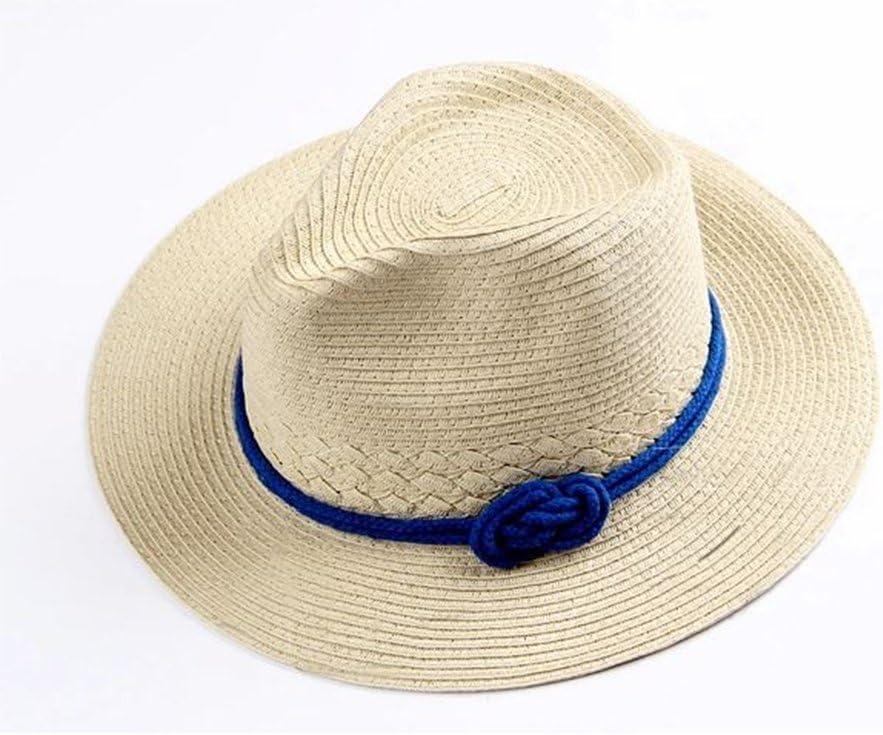 Da.Wa Sombrero de Sol al Aire Libre Anti UV Summer Sun Solar para Viajes en la Playa y Beb/é Girl