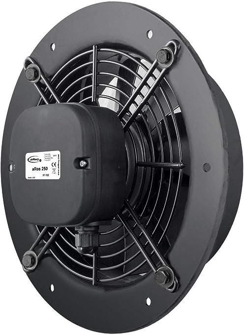300mm Calidad Eficaz Poder Industrial Ventilación Pared Extractor ...