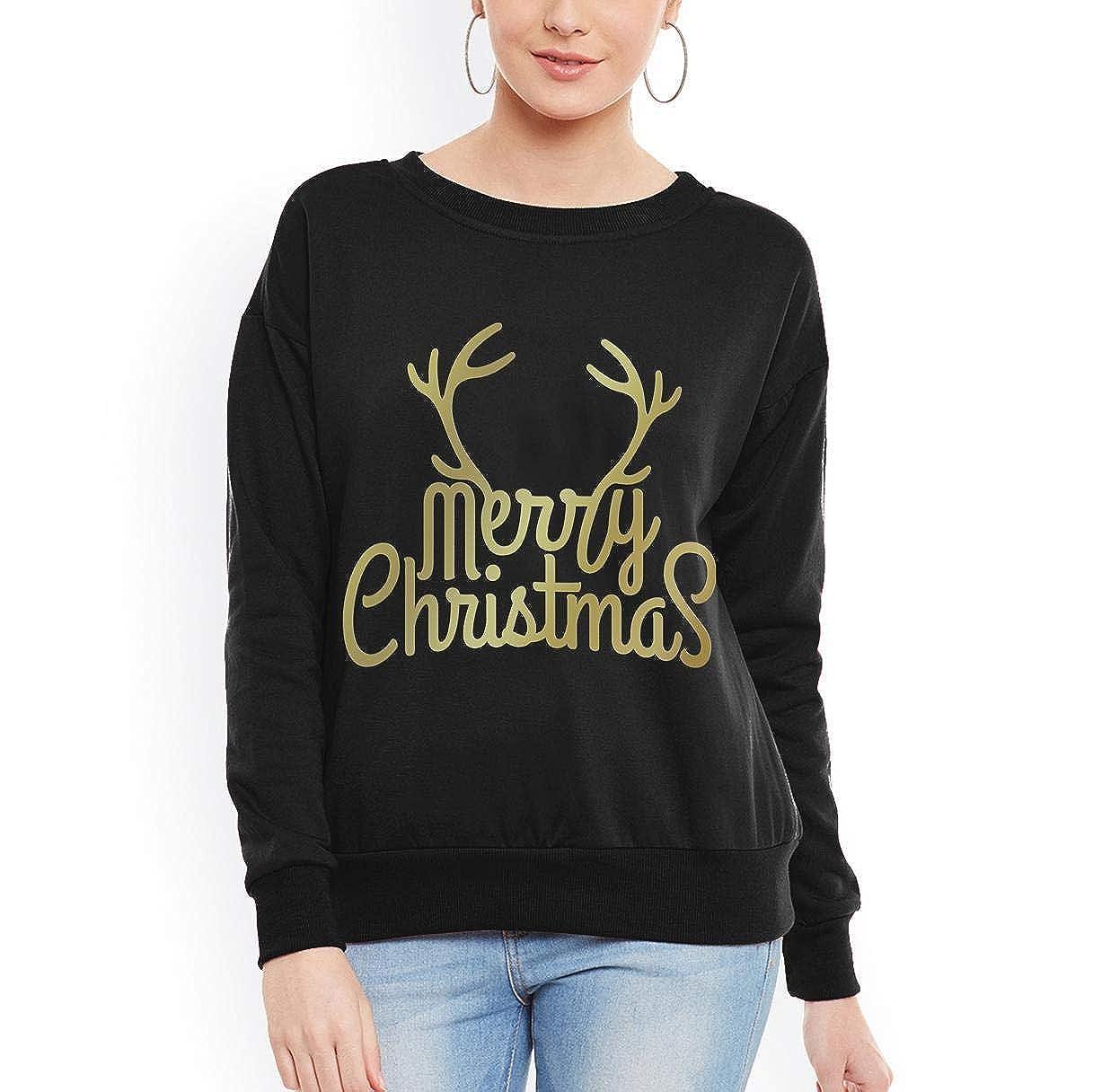 tee Dachshund Merry Christmas Unisex Sweatshirt